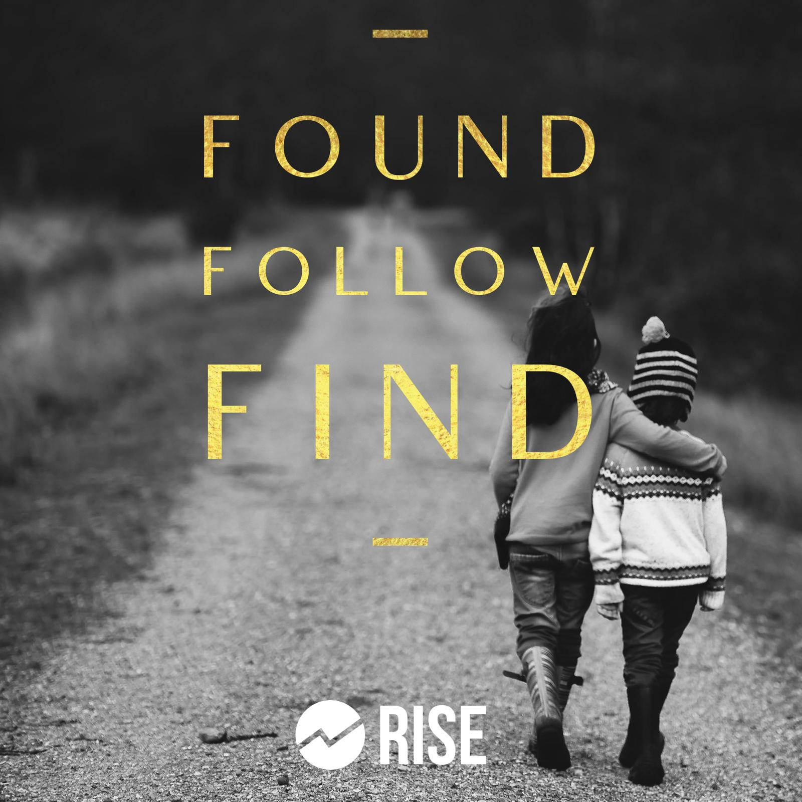 Found, Follow, Find Part 2 – Ps Mark Stevens