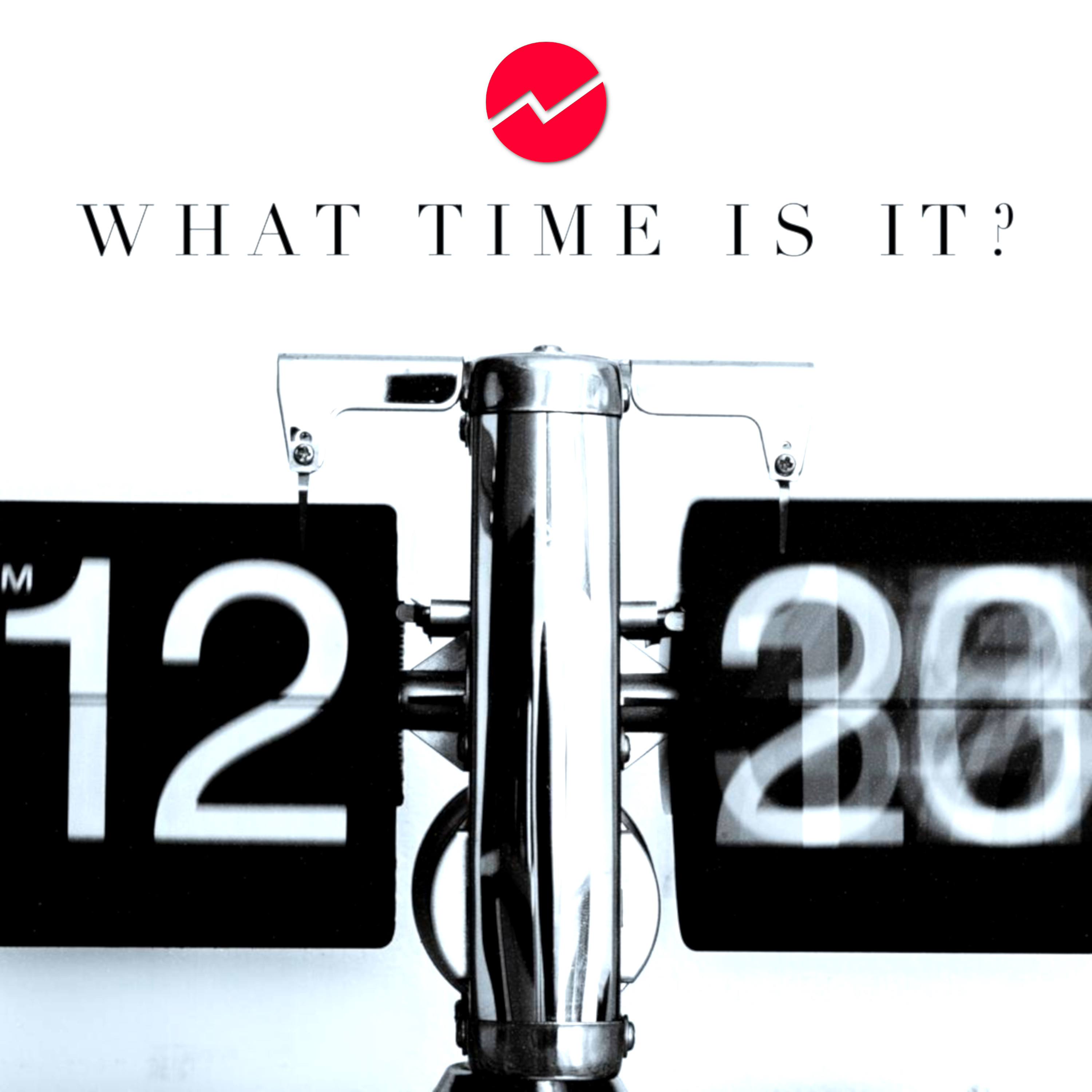 What Time Is It – Ps Mark Stevens