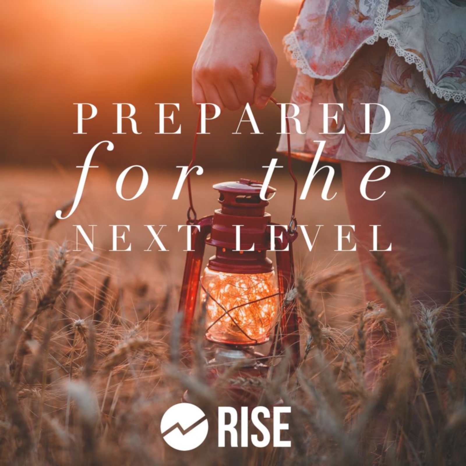Prepared for the Next Level – Ps Mark Stevens