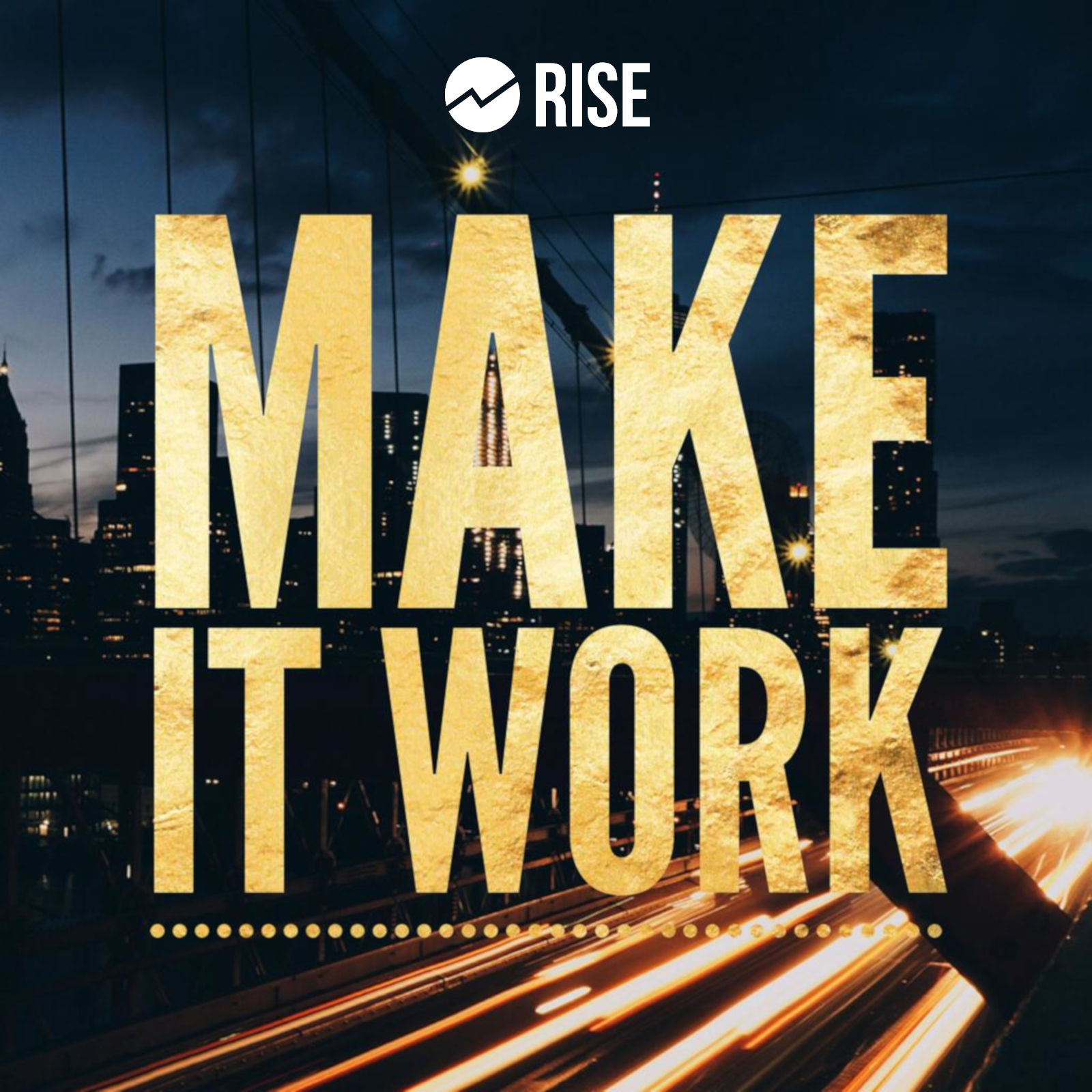 Make It Work – Ps Mark Stevens
