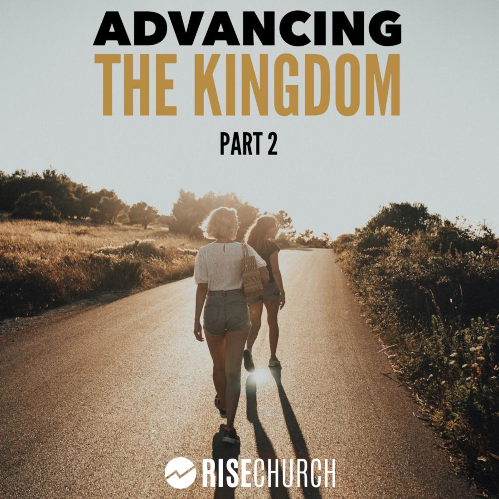 Advancing The Kingdom Part 2 with Mark Stevens