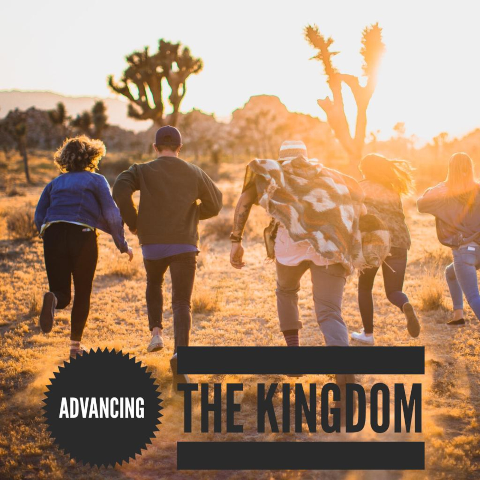 Advancing The Kingdom with Mark Stevens
